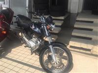 HONDA 125cc i sapo ardhur nga ch