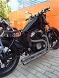 Shes Honda vt 500 c I modifikuar