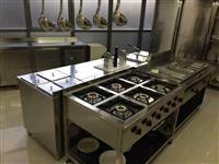 Paisje Profesionale per Kuzhina dhe Restorante