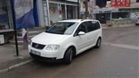 VW Touran 2.0 TDI (5Ulese)