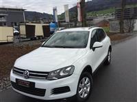 VW Touareg 3.0 TDI viti fund 2011 99'000km