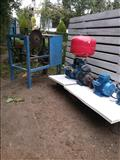 Cerkullar hidrofor elektromotor