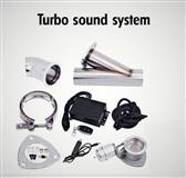 Exhaust Turbo Sound System