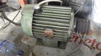 Elektro motor 4.8KW 1380 Rr.min