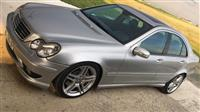 Mercedes c32 AMG shum i rujtun