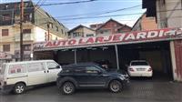 Ofrohet per shitje Biznesi Auto Larje Ardi
