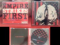 "CD Origjinale ""The Empire Strikes First"""