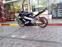 She's motor Kawasaki Boj dhe nderrim