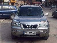 shes nissan x trail