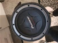 Bass Pioneer 800 what dhe dy zile Pioneer
