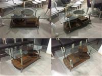 Tavolin e mesme xhami