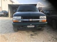 Chevrolet S-10 benzin