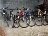 Bicikla te ndryshme