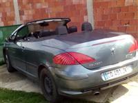 pegeout 307c cabriollet