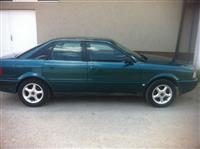 Audi B4 benzin-Gas shum e rujt