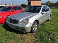 Mercedes c-classe 200CDI - 2001 tabela te Austris