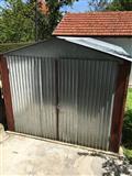 Garazhde montuese alumini