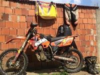 KTM Enduro 450cc
