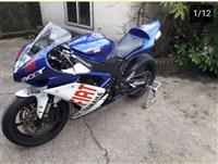 Yamaha R1 viti 2008 1000 kubik