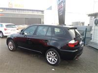 BMW X3 M PAKET 2.0 2009  BLEJ VETUREN ME LIZING