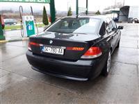 BMW-730 ne super gjendje me servisime te regullta