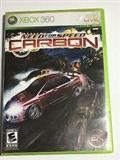Need For Speed Carbon origjinal per XBOX 360