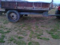 Rimorkio per traktorr