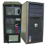 Dell Gaming PC 2.4 Ghz Quad Core CPU 8 gb ram