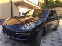 Porsche Cayene nga Zvicra