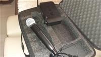 Mikrofon shure glxd4