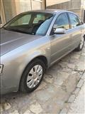 Shes veturen Audi A6 1.9TDI 2002