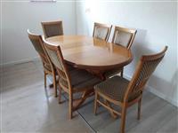 Tavolin buke dhe shporet