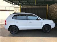 Hyundai tucson 2.0 CRDI 4x4