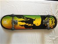 Skateboard Element Rasta