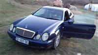 Mercedes CLK 320 Coupe Benzin