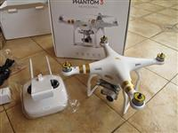 DJI Phantom 3 Professional RC Drone with 4K camera