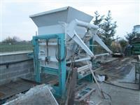 Makineri per prodhime elemente betoni