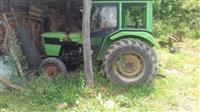 Shes traktorin Torped
