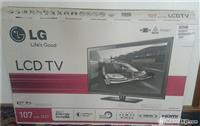 TV LG 42inq 107cm full HD 1920-1080