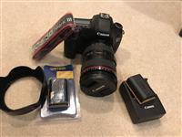 Canon EOS 5D Mark III 22,3MP SLR Kamera Dixhitale