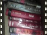 libra te zgjedhur nga autor boteror