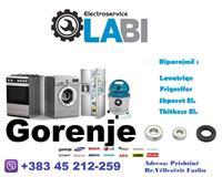 SERVIS per GORENJE ,BEKO ETJ +383-45-212-259