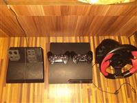 Sony 3 me 2 gjojstika edhe me timon