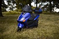 Skuter Yamaha Majesty 125 cc