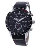HUGO BOSS Rafale Quarz Chronograph Or (Ora)