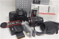 Canon 5D Mark III Digital Camera Kit
