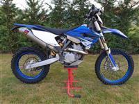 Husaberg FE 350, KTM 350 EXC