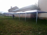 Tenda dhe karrika me qira