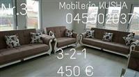 ZBRITJE Garnitura (Mobilje Salloni)