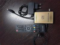 Resiver Golden media GM full HD